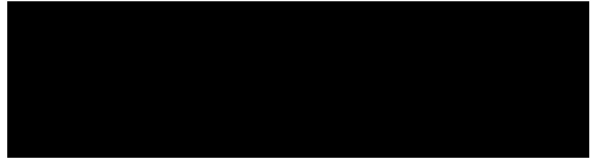 Police de caractères pour le logo