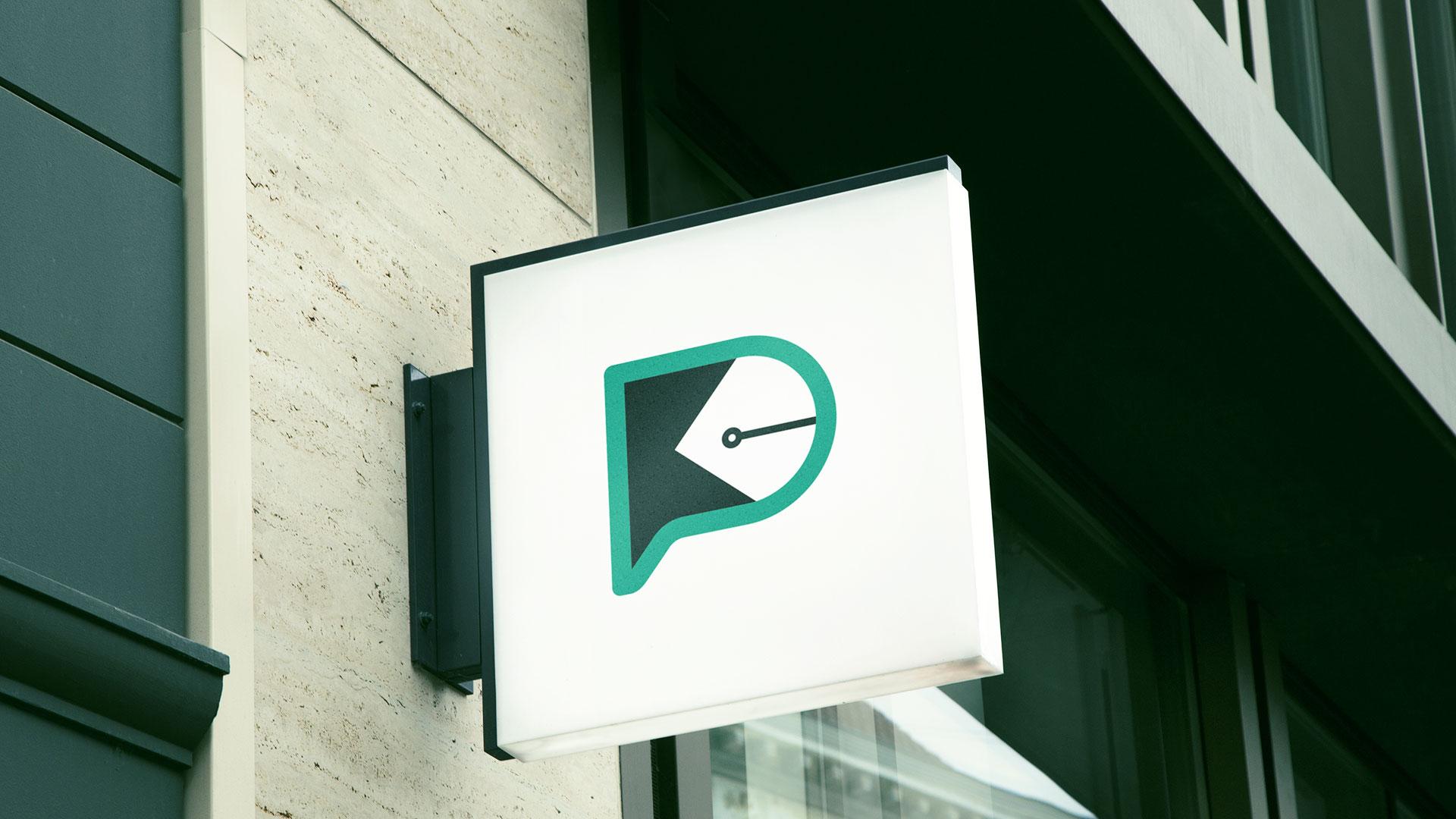 Symbole logo extérieur Kevin Placide
