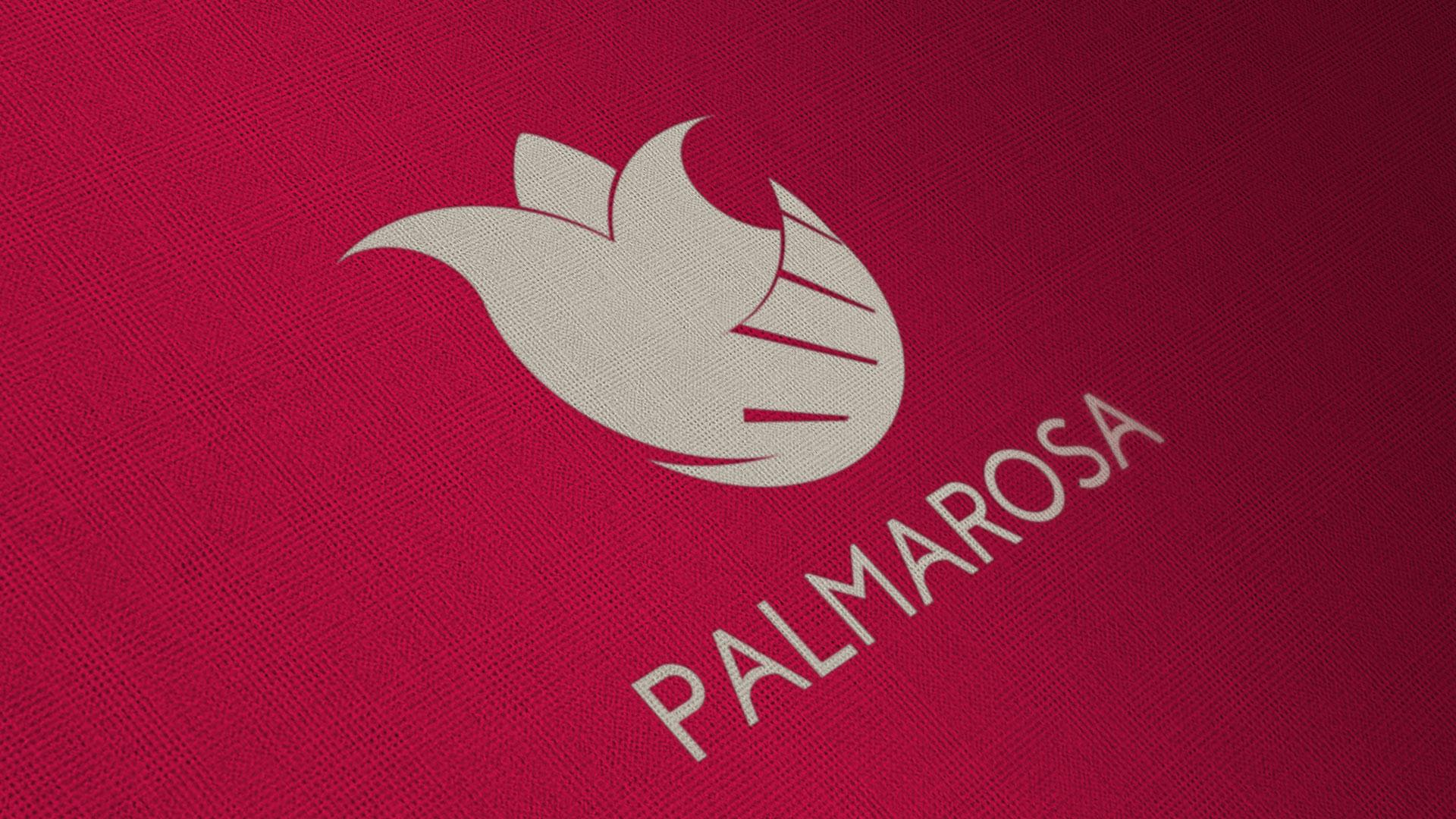 Logo couture Palmarosa