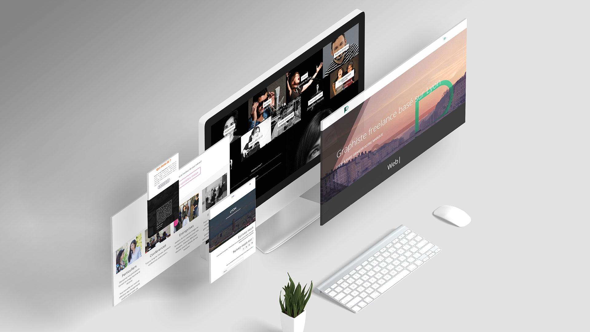Présentation site web responsive