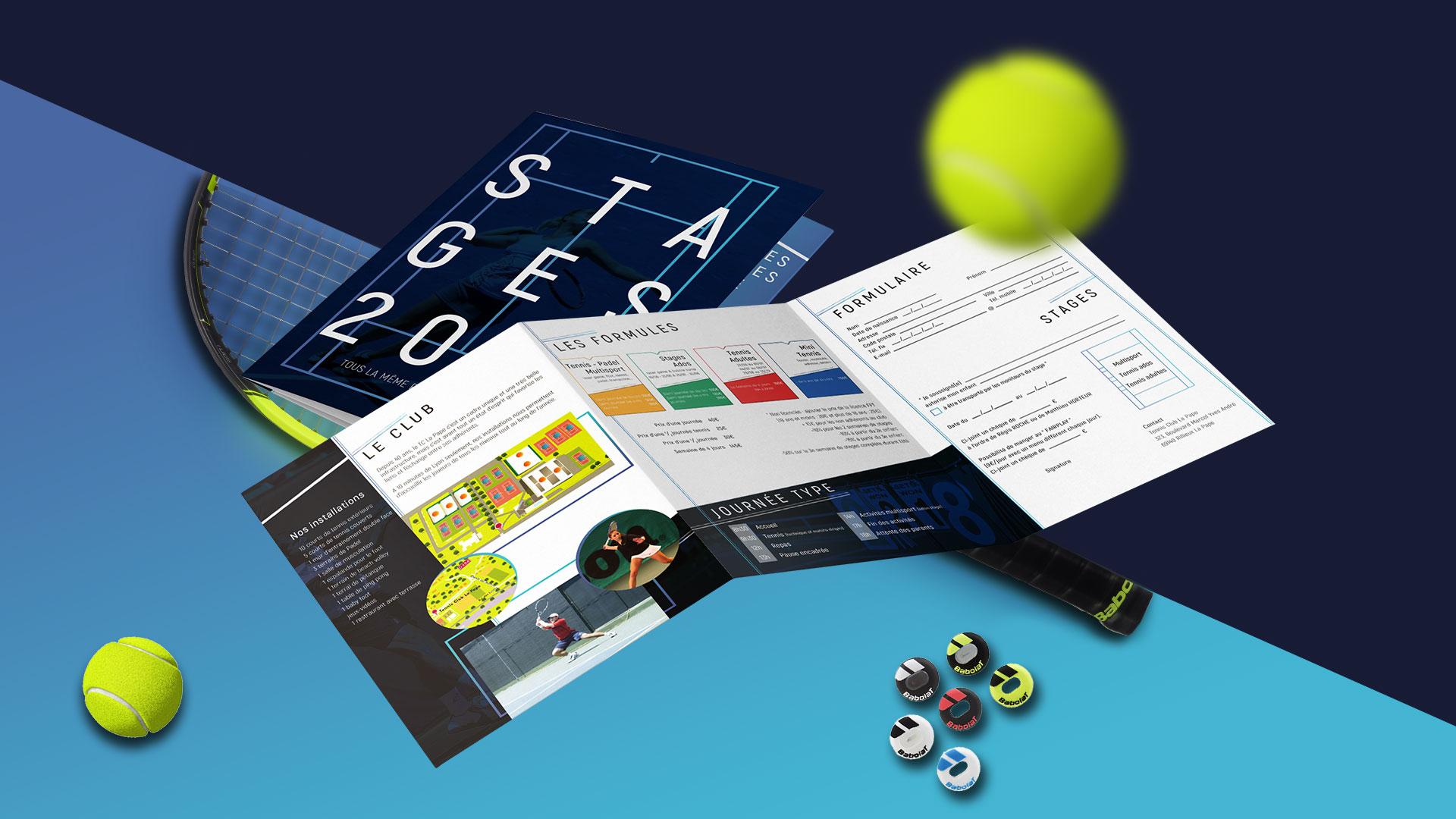 tennis_club_la_pape_depliants_2017_couverture_pages_interieurs