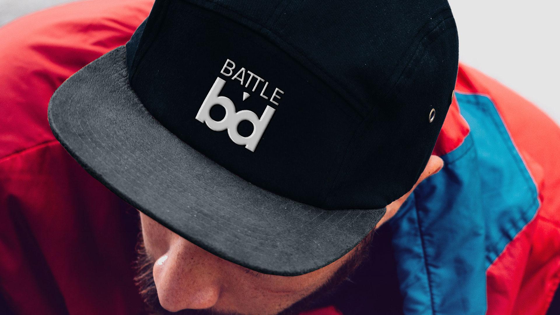 Création identité visuelle Battle BD