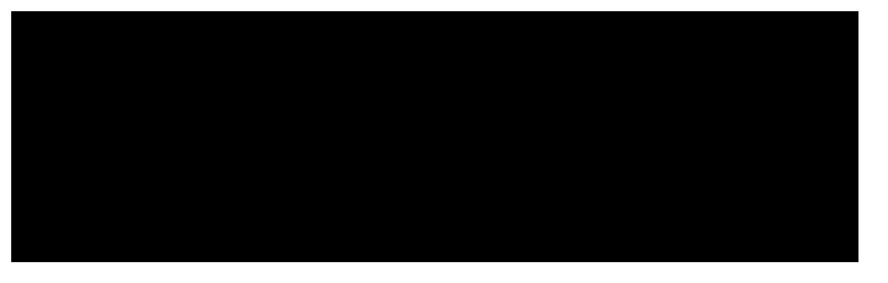 Police de caractère utilisée pour le logo