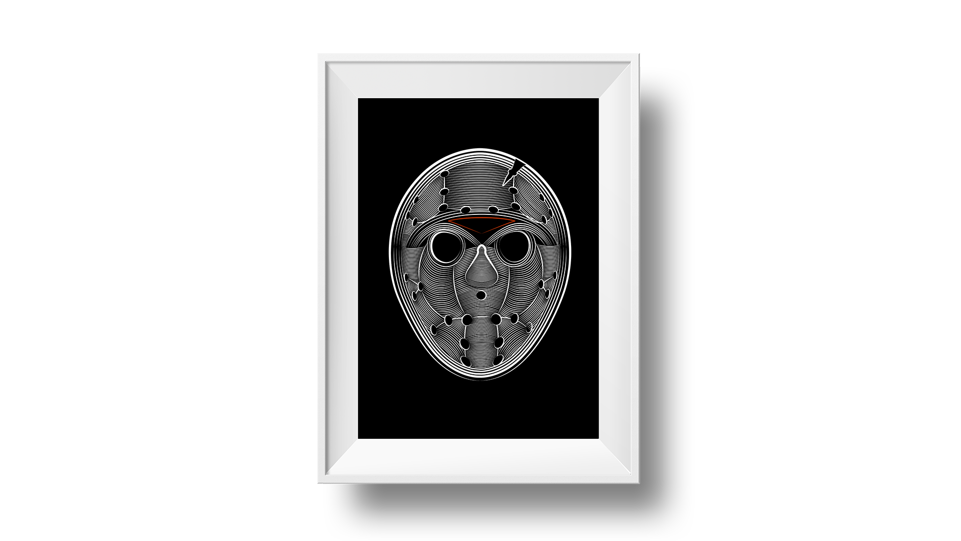 Affiche Jason Voorhees - The Friday 13th