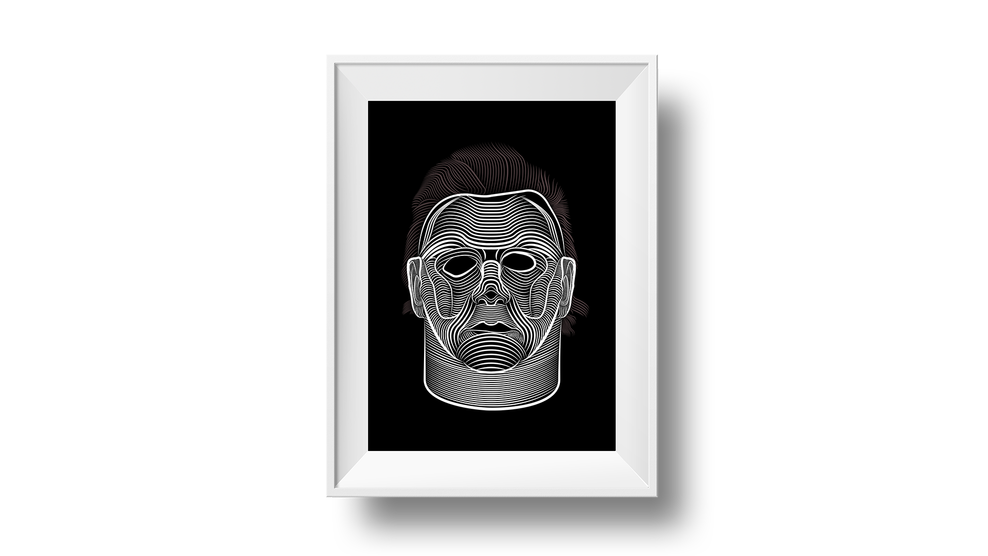 Tableau Michael Myers Halloween