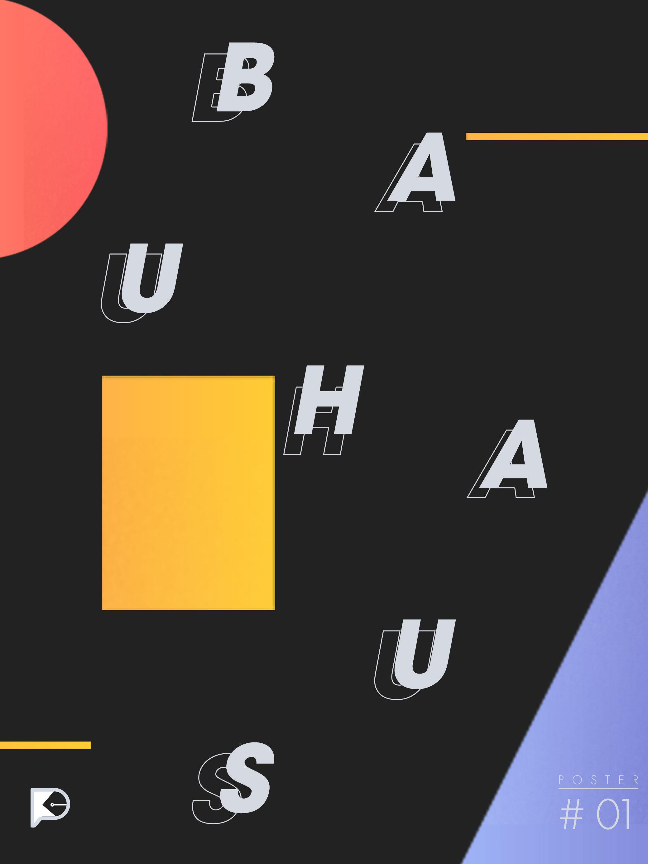 01 - Bauhaus