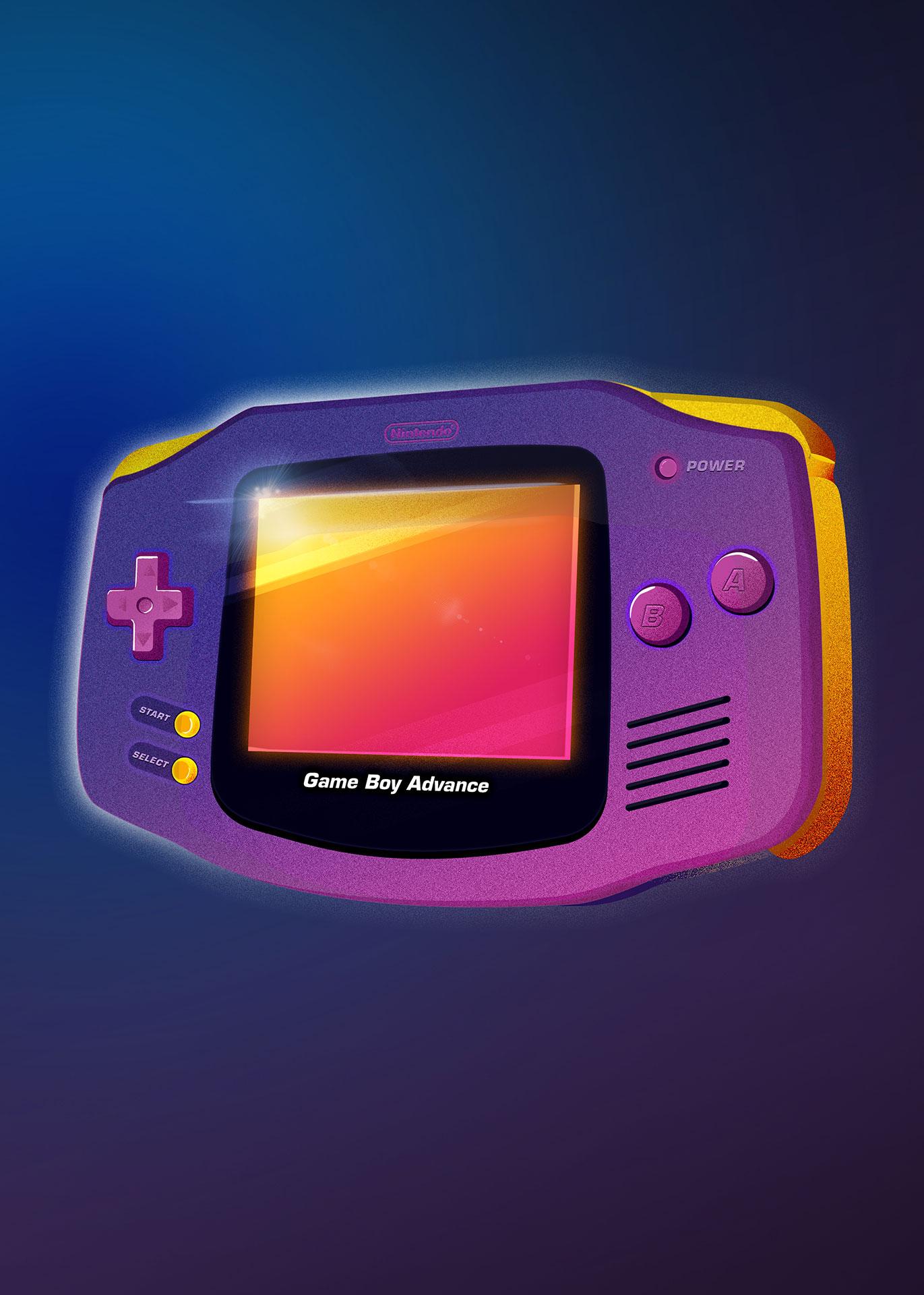 Gameboy-Advance