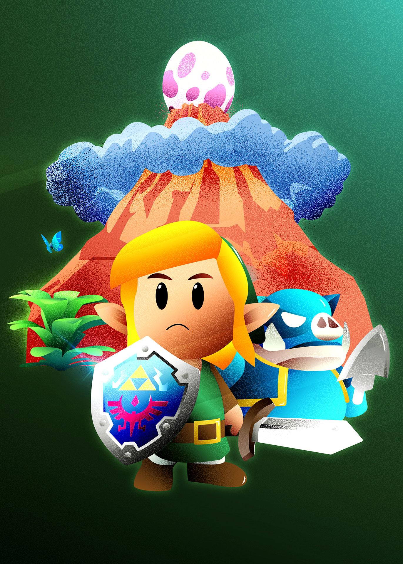 Zelda-Link's-Awakeninig