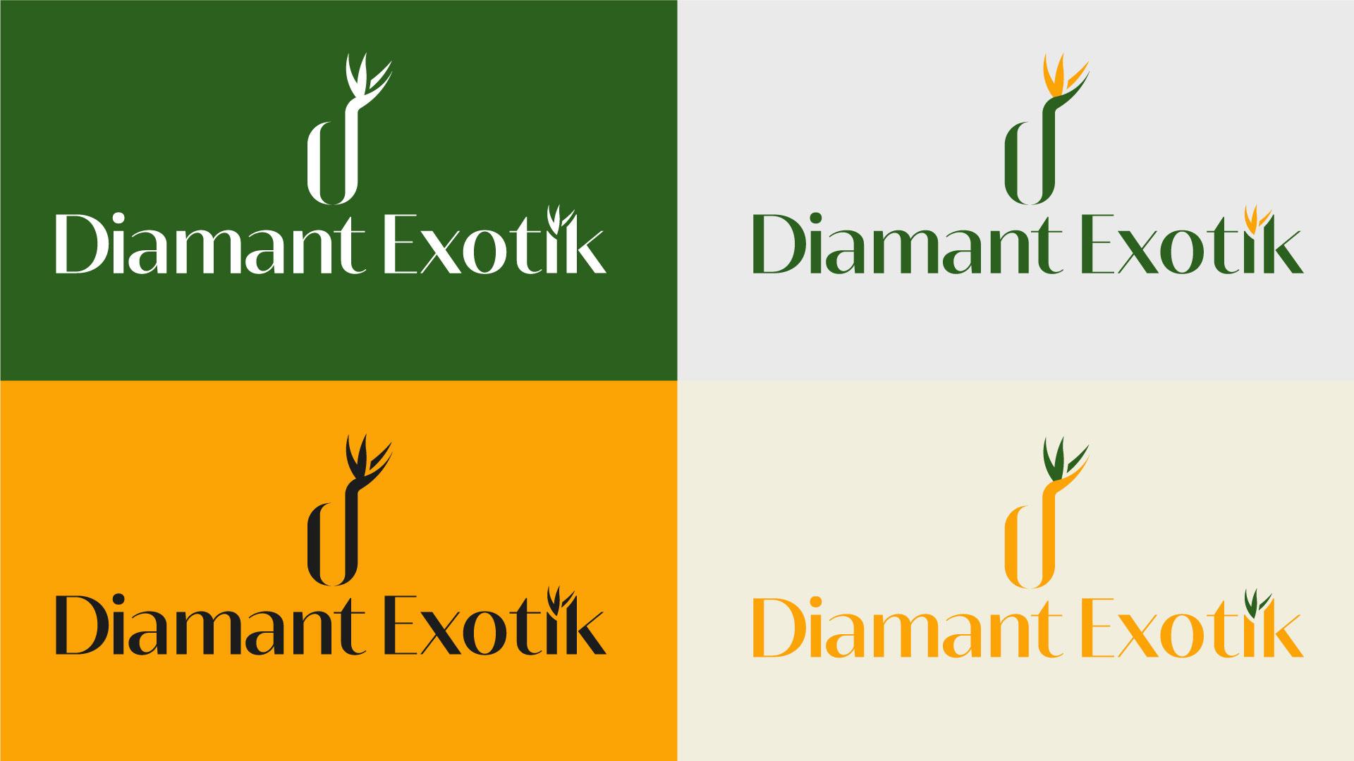 diamant_exotik_logo_declinaison